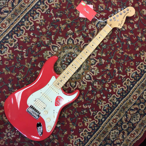 Fender American Special Stratocaster HSS Limited Edition in Fiesta Red 0115702340